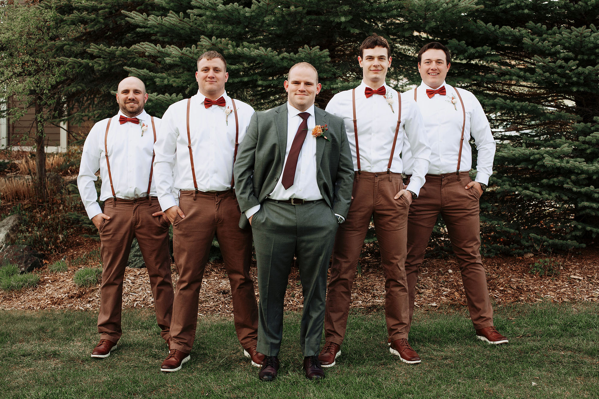 Timberlee Hills Wedding Party