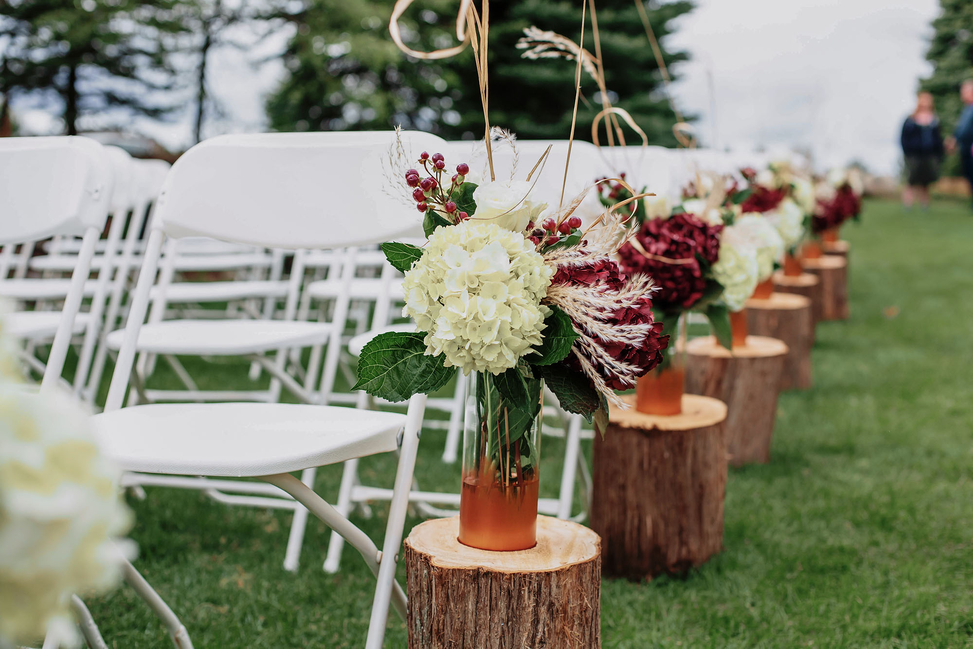 Timberlee Hills Wedding Flowers